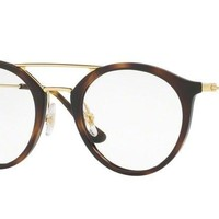 Ray-Ban RX7097 2012 47mm Havana Eyeglasses