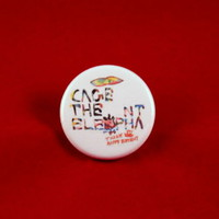 "CAGE THE ELEPHANT 1.25"" Button Badge Pinback Pin T Shirt Jacket Hat Bookbag"
