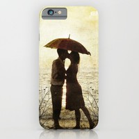 Love beach iPhone & iPod Case by Tony Vazquez