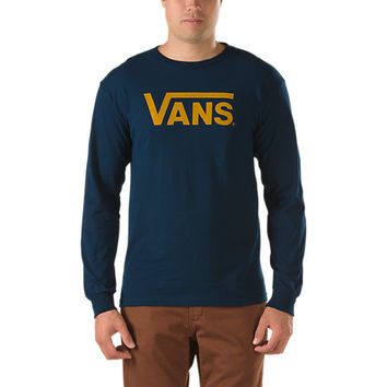 Vans Classic LS T-Shirt | Shop Mens T-Shirts at Vans