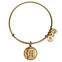 Women's Detroit Tigers Alex and Ani Gold Bracelet