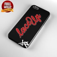 Mgk Machine Gun Kelly Lace Up Young And Reckless Custom Full Wrap Phone Case For iPhone, iPod, Samsung, Sony, HTC, Nexus, LG, and Blackberry