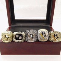 Pittsburgh Penguins NHL Championship Rings