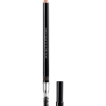 Sourcils Poudre Powder Eyebrow Pencil with Brush & Sharpener - Dior Beauty