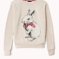 Fuzzy Rabbit Sweatshirt (Kids)