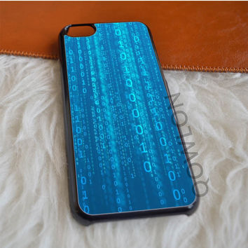 Matrix Binary iPhone 5C Case
