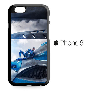 Power Rangers Zord Blue iPhone 6 Case