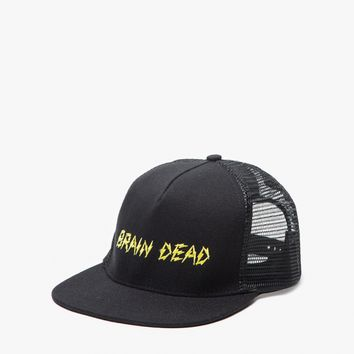 Brain Dead / Bolt Mesh Hat