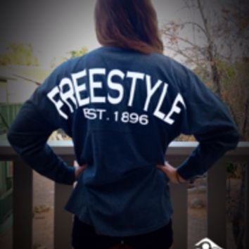 Freestyle Swim Jersey