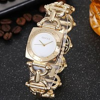 Gucci Women Fashion Quartz Watches Wrist Watch