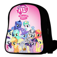 My Little Pony Friendship Is Magic Cute Backpack