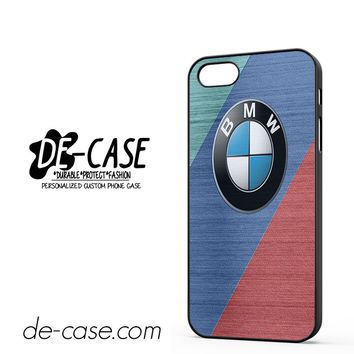 Bmw Logo DEAL-1976 Apple Phonecase Cover For Iphone 5 / Iphone 5S