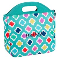 Gear-Up Preppy Geo Tote Lunch