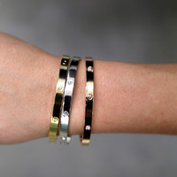 Favorite Stacking Bracelets