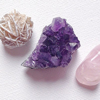 Romance Crystal Set Crystal Collection Crystal Gift Love Set Healing Crystals and Stones Stone Set Romantic Crystals
