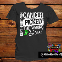 Adrenal Cancer Picked The Wrong Diva Shirts (and Bile Duct Cancer)