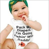 Lovely Baby Girls Boys Girls clothes  Infant