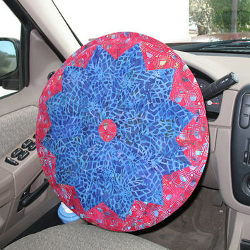 Steering Wheel Cover Pattern, PDF Pattern, Instant Download