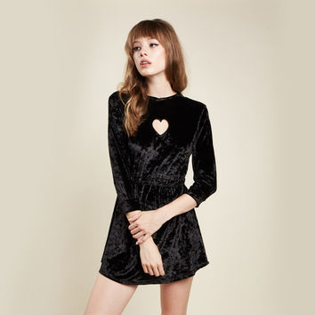 Winona Dress (Black)