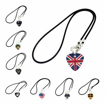 ICIK272 2015 Necklace noctilucence Collares Pendant Strips Chain Necklaces Jewelry picks guitar picks 1.0mm