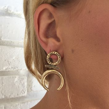Sedona Earrings In Gold