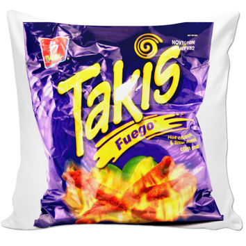 Takis Couch Pillow