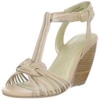 Seychelles Women`s Good Ole Days T-Strap Sandal,Tan Multi,8 M US