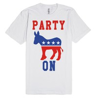 party on donkey