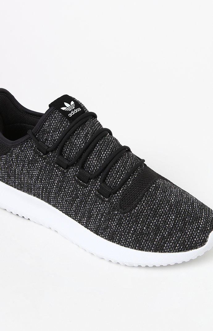 adidas Tubular Shadow Knit Black and from PacSun 4069acf9a