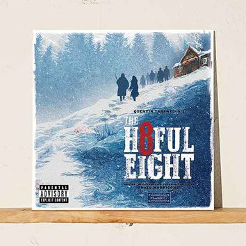 Various Artists - The Hateful Eight Motion Picture Soundtrack 2XLP