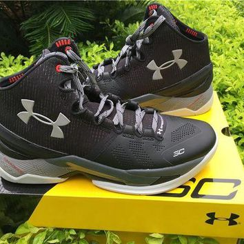LMFON Under Armour Curry 2 The Professional Basketball shoes