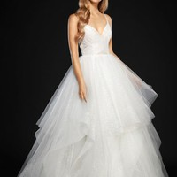 Hayley Paige Chandon Stardust Tulle Ballgown (In Stores Only) | Nordstrom