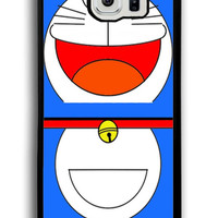Doraemon Funny for Samsung Galaxy S6 Hard Cover Plastic