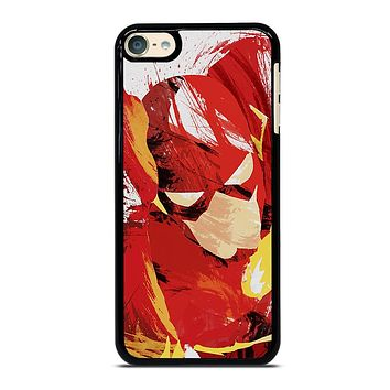 THE FLASH ART iPod 4 5 6 Case