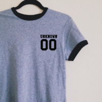 Cady 00 Unknown Ringer Tee