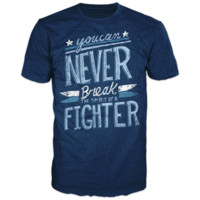 The Spirit of a Fighter T-shirt