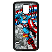 Marvel Comics Captain America Hard Case for Samsung Galaxy S5