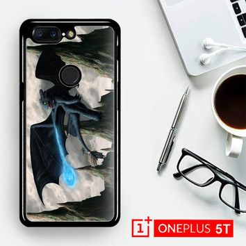 How To Train Your Dragon Night Fury Toothless Z0965  OnePLus 5T / One Plus 5T Case