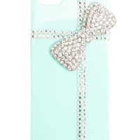 Bling Bow Phone Case