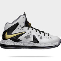 Check it out. I found this LeBron X P.S. Elite+ Men's Basketball Shoe at Nike online.