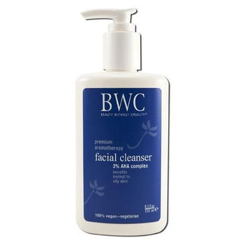 Beauty Without Cruelty Facial Cleanser Alpha Hydroxy Complex - 8.5 Fl Oz  15% Off Auto renew