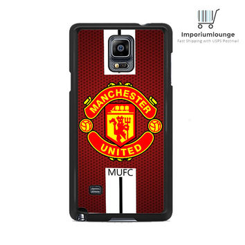 Manchester United Logo For Samsung Galaxy Note 3 | 4 Case