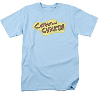 Cow & Chicken Logo T-Shirt