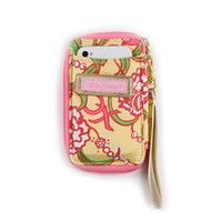 Carded ID Wristlet- Chi Omega - Lilly Pulitzer