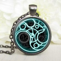 Doctor Who - Time Lord Seal Necklace