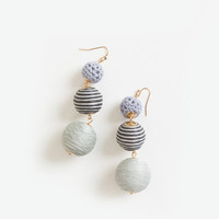 Nikki Mixed Bauble Earrings