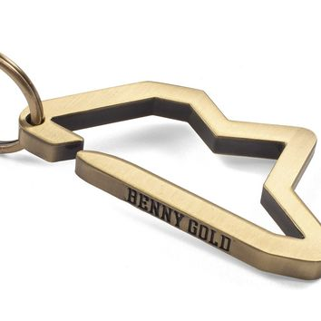 Paper Plane Key Hook - Accessories - Shop | Benny Gold