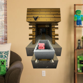 J!NX : Minecraft Wall Clings Mining 2-Pack