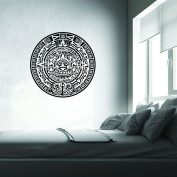 Maya Calendar Wall Decal