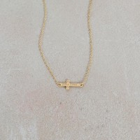 Good Work(s) Amazing Grace Necklace